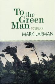 Cover of: To the green man: poems