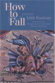 Cover of: How to fall