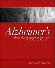 Cover of: Alzheimer's from the Inside Out