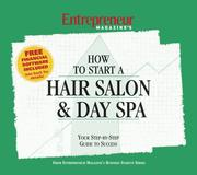 Cover of: How to Start a Hair Salon and Day Spa | Entrepreneur Press