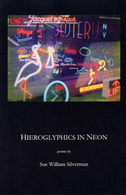 Cover of: Hieroglyphics in neon
