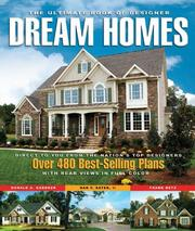 Cover of: The Ultimate Book of Designer Dream Homes | Designs Direct Publishing