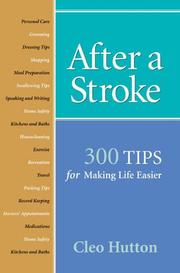 Cover of: After a stroke