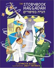 Cover of: The Storybook Haggadah