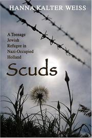 Cover of: Scuds | Hanna Kalter Weiss