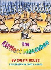 Cover of: The Littlest Maccabee (Littlest) | Sylvia Rouss