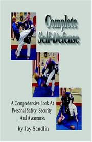 Cover of: Complete Selfdefense