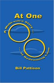 Cover of: At One | Bill Pattison