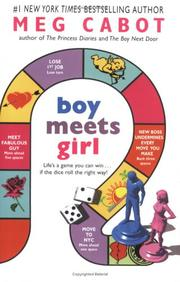 Cover of: Boy Meets Girl (Boy #2)