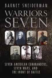 Cover of: WARRIORS SEVEN