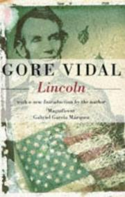 Cover of: Lincoln (Narratives of a Golden Age)