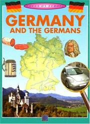 Cover of: Germany and the Germans