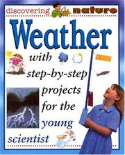 Cover of: Weather (Discovering Nature) | Sally Hewitt