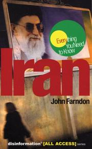 Cover of: Iran: Everything You Need to Know (All Access)