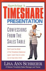 Cover of: Surviving a Timeshare Presentation | Lisa Ann Schreier