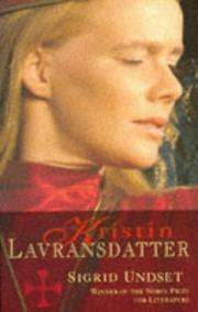 Cover of: Kristin Lavransdatter Trilogy