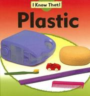 Cover of: Plastic (I Know That!)