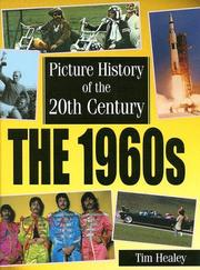 Cover of: The 1960's