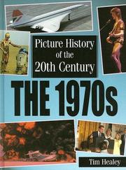 Cover of: The 1970's