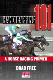 Cover of: Handicapping 101