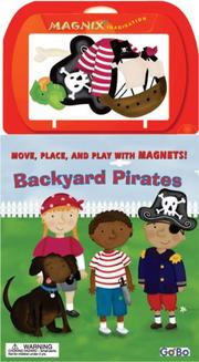 Cover of: Backyard Pirates (Magnix Imagination Activity Books)