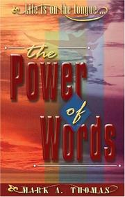Cover of: The Power of Words