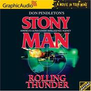 Cover of: Rolling Thunder (Stony Man, No. 72) | Don Pendleton
