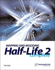 Cover of: Mapping and Modding Half-Life 2 Complete