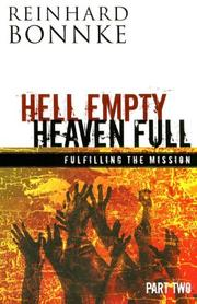 Cover of: Hell Empty Heaven Full