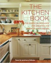 Cover of: The Kitchen Book | Editors of Woman