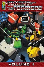 Cover of: Transformers: Generation One: Volume One