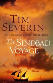 Cover of: The Sinbad Voyage | Tim Severin