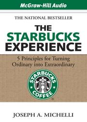 Cover of: The Starbucks Experience