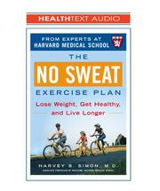 Cover of: The No Sweat Exercise Plan, 3-cd Set | Harvey B. Simon