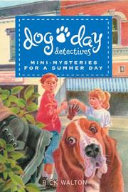Cover of: Dog Day Detectives | Rick Walton