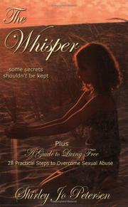 Cover of: The Whisper | Shirley Jo Petersen