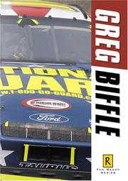 Cover of: Greg Biffle (The 2006 Reedy Series) (Reedy) | Josh Stevens