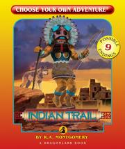 Cover of: Indian Trail | R. A. Montgomery
