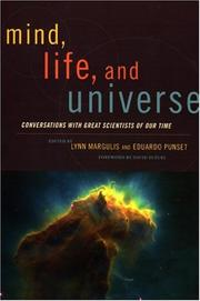 Cover of: Mind, Life and Universe |