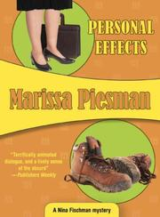 Cover of: Personal Effects (Felony & Mayhem Mysteries)