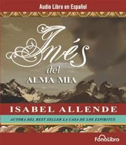 Cover of: Ines del Alma Mia