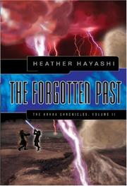 Cover of: The Forgotten Past | Heather Hayashi