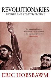Cover of: Revolutionaries