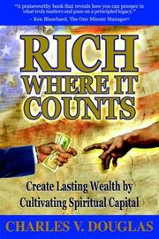 Cover of: Rich Where It Counts