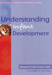 Cover of: Understanding infant development