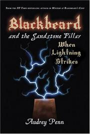 Cover of: Blackbeard and the sandstone pillar: when lightning strikes