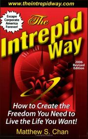 Cover of: The Intrepid Way