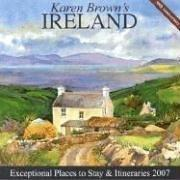 Cover of: Karen Brown's Ireland, 2007