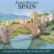 Cover of: Karen Brown's Spain, 2007