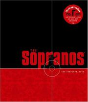 Cover of: Sopranos: The Book | HBO
